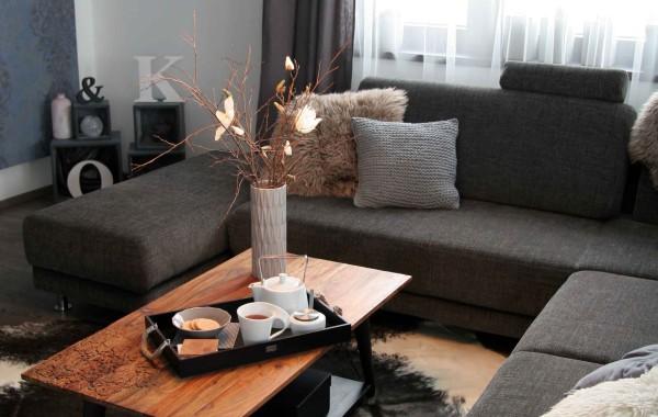 Obývací pokoj RD